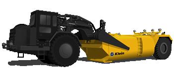Tractor Scraper Tanker