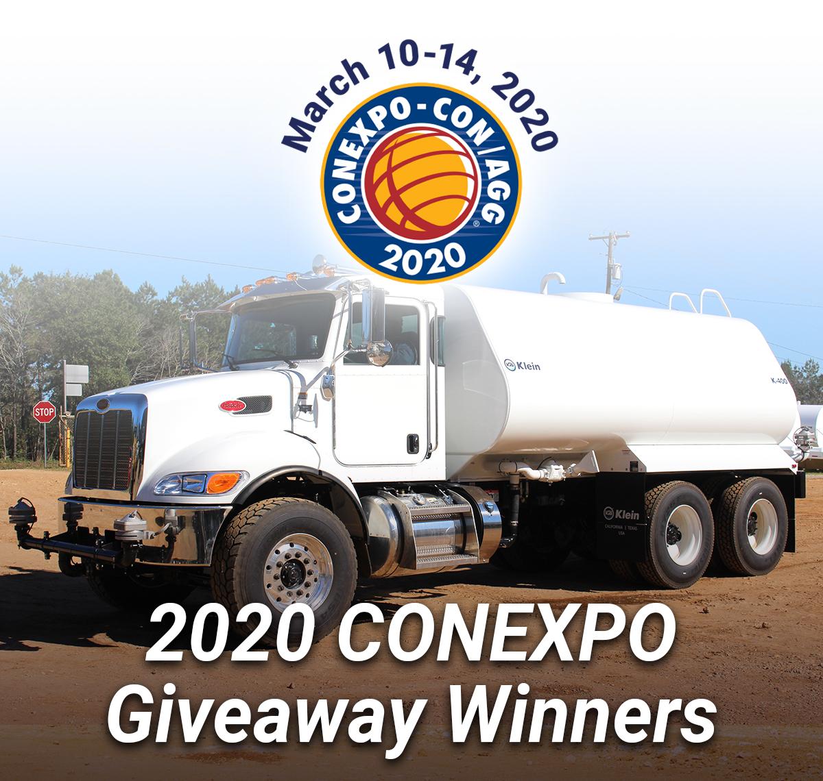 Klein ConExpo Giveaway